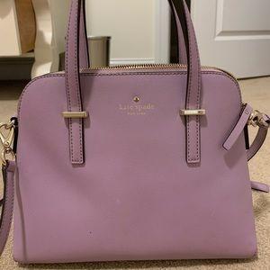 Kate Spade purple purse